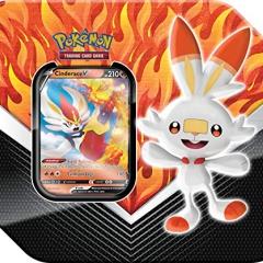 Pokémon POK80678 Galar Partner Tin - Cinderace V