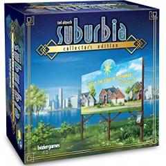 Bézier Games Suburbia Collector's Edition