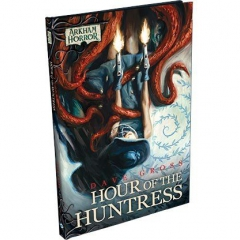 Hour of the Huntress - Includes Cards for Arkham Horror LCG