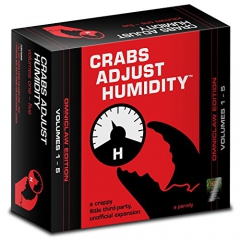 Crabs Adjust Humidity - Omniclaw Edition