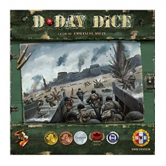 Word Forge Games D-Day Dice - English