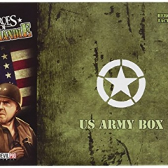 Heroes of Normandie Expansion: US Army Box