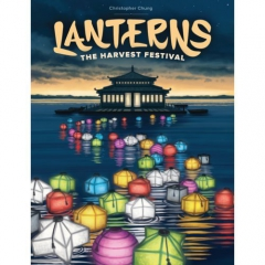 Lanterns: The Harvest Festival - Board Game - English