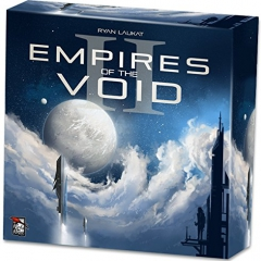 Red Raven Games Empires of the Void II Deluxe Kickstarter edition