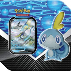 Pokémon POK80678 Galar Partner Tin - Inteleon V