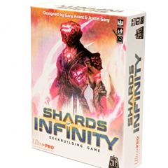 Ultra Pro Shards of Infinity, UPE10133: Deckbuilding game, multi-colour