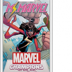 Fantasy Flight Games Ms. Marvel Hero Pack - Marvel Champions the Card Game