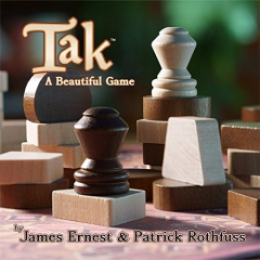 Cheapass Games Tak: A Beautiful Game