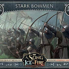 CoolMiniOrNot CMNSIF106 Song of Ice and Fire Miniatures Game: Stark Bowmen Expansion Pack, Mixed Colours