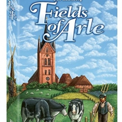 "Z-Man Games ""Fields of Arle"" Board Game"