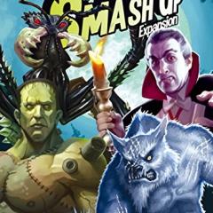 Smash Up Expansion: Monster Smash