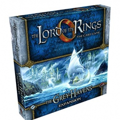 Lord of the Rings LCG: The Grey Havens Deluxe Expansion