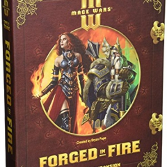 Arcane Wonders Mage Wars Forged in Fire Board Game