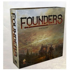 Founders of Gloomhaven Board Game - English
