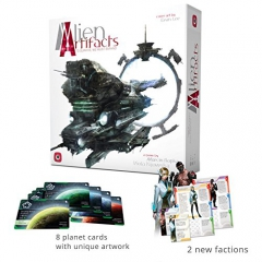 Alien Artifacts Limited Edition