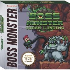 Crash Landing: Boss Monster 5-6 Player Expansion