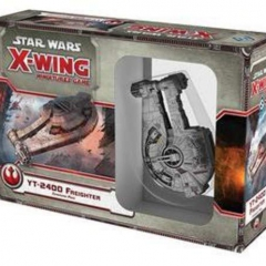 Star Wars X-Wing Miniatures Game Yt-2400 Freighter Expansion Pack , FFGSWX23 (First Edition)