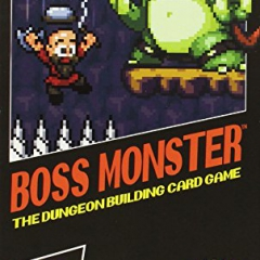 Boss Monster Boxed Card Game