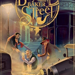 Z Man Games ZMG71670 Beyond Baker Street Board Game