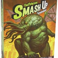 Smash Up Expansion: The Obligatory Cthulhu Expansion