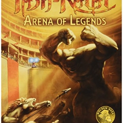 Czech Games Edition CGE00023 Tash Kalar Arena of Legends Board Game