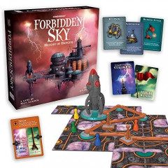 Gamewright Forbidden Sky Game