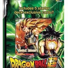 Bandai BCLDBSP7528 Dragon Ball Super Card Game: Dark Invasion Starter Deck, Multicoloured