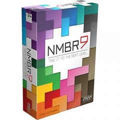 NMBR 9 - English