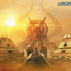 Magic The Gathering 14987 Amonkhet Land Station