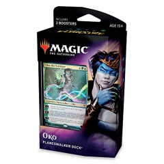 Magic: The Gathering Throne of Eldraine Oko Planeswalker Deck