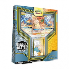 Pokemon TCG: League Battle Deck Featuring Reshiram & Charizard-GX