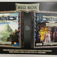 Dominion Big Box 2nd Edition - English