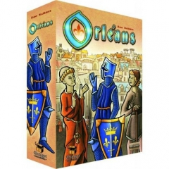 ORLEANS board game - FRENCH edition