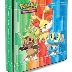 Ultra Pro BINDER POK XY Generic Pokemon C6 Card Game