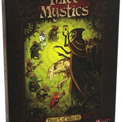Mice and Mystics Expansion the Heart of Glorm