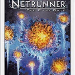 FFG Android Netrunner LCG: The Devil and the Dragon Data Pack - English