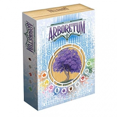 Renegade Game Studios RGS00847 Arboretum Deluxe, Multi-Colour