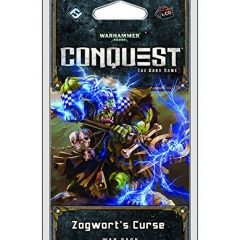 Warhammer 40,000 Conquest Lcg Zogwort's Curse War Pack
