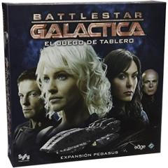 Battlestar Galactica: The Board Game - Pegasus Expansion