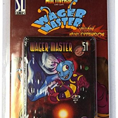 Sentinels of the Multiverse: Wager Master Villain Mini Expansion