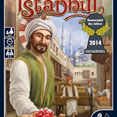 Istanbul Board Game (German + English dual language edition)