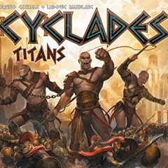 Matagot Cyclades Titans - Dutch, English, French, German, Spanish