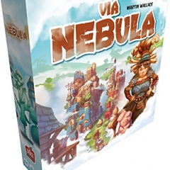 Via Nebula Board Game