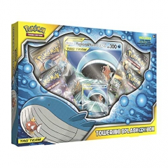 Pokémon POK80378 TCG: Towering Splash-GX Box, Multi