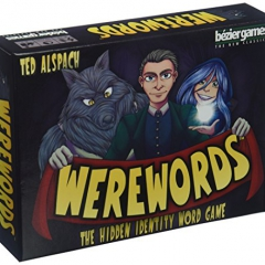 "Bezier Games BEZ00022 ""Werewords"" Board Game"
