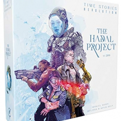 Space Cowboys ASMSCTS11EN TIME Stories Revolution: The Hadal Project, Mixed Colours