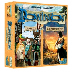 Dominion Cornucopia & Guilds Expansion