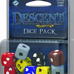 Descent Second Edition Expansion: Dice Pack
