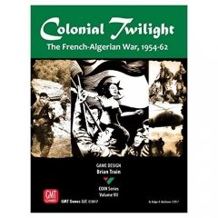 Colonial Twilight: The French-Algerian War, 1954-62 - English
