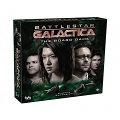 Battlestar Galactica Expansion: Exodus